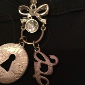 Guess necklace charms
